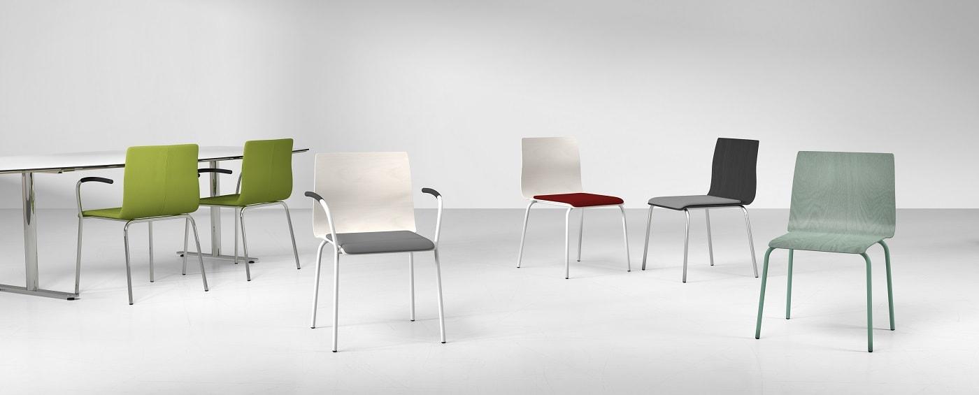 Möbelfaktamärkning av Dot stol & karmstol