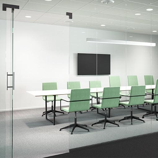 Inspirerande möbler för kreativa möten