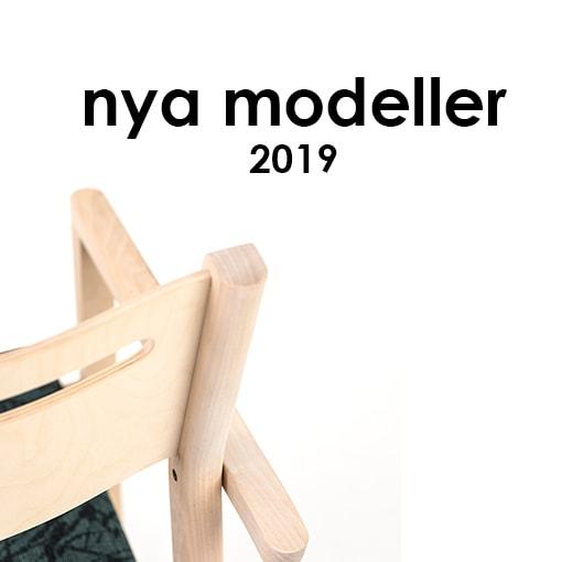 Nu lanserar vi årets nyheter 2019
