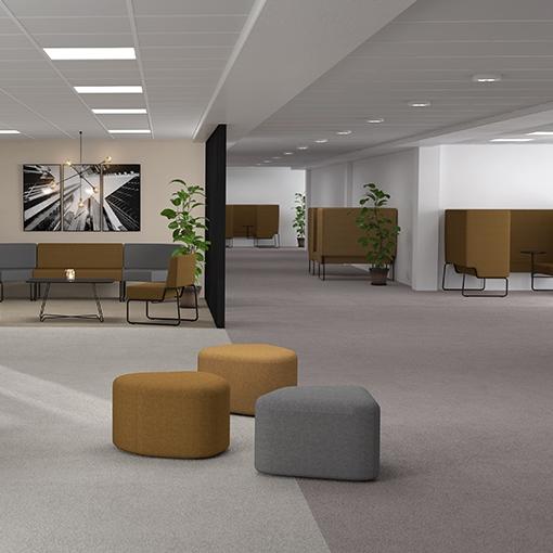 Möblera prisvärt med våra certifierade modulsoffor